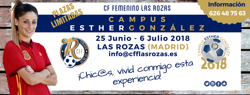 Campus Esther González 2018